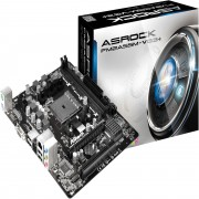 PLACA MÃE FM2+ FM2A55M-VG3+ DDR3 (S/V/R) - ASROCK