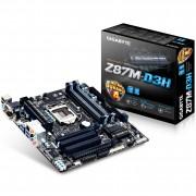 PLACA MÃE 1150 GA-Z87M-D3H HDMI USB3.0 DVI (S/V/R) - GIGABYTE