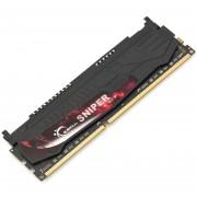 MEMÓRIA 4GB DDR3 16000MHZ SNIPER F3-12800CL9S-4GBSK - G.SKILL