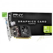 PLACA DE VÍDEO PCIEXP NVIDIA GT610 2GB 64-BIT DDR3 VCGGT6102XPB-S GEFORCE - PNY