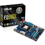 PLACA MÃE FM2 F2A85-V PRO DDR3 USB3.0 HDMI DVI SATA 6GB/S (S/V/R) - ASUS