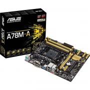 PLACA MÃE AMD FM2+ A78M-A DDR3 HDMI USB3.0 DVI (S/V/R) - ASUS