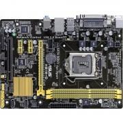 PLACA MÃE 1150 H81M-C/BR DDR3 DVI USB3.0 (S/V/R) - ASUS