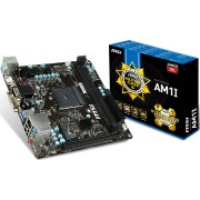 PLACA MÃE AM1 AM1I DDR3 HDMI USB3.0 DVI (S/V/R) - MSI