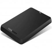 HD EXTERNO 500GB USB3.0 5400RPM HDTB205XK3AA-MIA PRETO - TOSHIBA