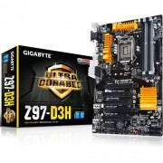 PLACA MÃE 1150 GA-Z97-D3H DDR3 DVI HDMI USB3.0 (S/V/R) - GIGABYTE