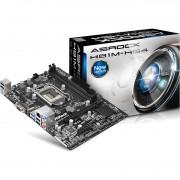 PLACA MÃE 1150 H81M-HG4 DDR3 HDMI USB3.0 (S/V/R) - ASROCK