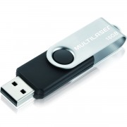 PEN DRIVE 16GB TWIST 2 PD588 - MULTILASER