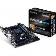 PLACA MÃE FM2 GA-F2A78M-D3H (REV. 3.0) DDR3 HDMI USB3.0 - GIGABYTE