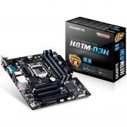 PLACA MÃE 1150 GA-H81M-D3H DDR3 HDMI USB3.0 - GIGABYTE