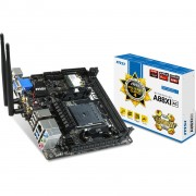 PLACA MÃE FM2+ A88XI-AC MILITARY CLASS 4 WIFI HDMI USB 3.0 - MSI