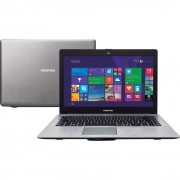 NOTEBOOK STILO XR3008 CELERON DUAL CORE 2GB DDR3 500GB WIFI 14