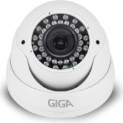 CAMERA IR 25 METROS GS7025EDB DOME EFFIO 1/3 LENTE 3,6MM BCA 760H BRANCA - GIGA