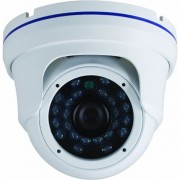 CAMERA IR 20 METROS  VMD S5020 DOME 3.6 MM BRANCA - INTELBRAS