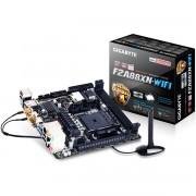 PLACA MÃE FM2+ GA-F2A88XN-WIFI DDR3 HDMI USB3.0 DVI WIFI (S/V/R) - GIGABYTE
