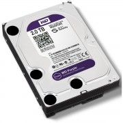 HD 2TB SATA III 64MB CACHE WD20PURX PURPLE - WESTERN DIGITAL