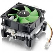 COOLER UNIVERSAL AMD E INTEL PRETO/VERDE GA120 - MULTILASER
