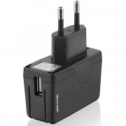 CARREGADOR UNIVERSAL KIT AC/USB + 4 CONECTORES CB067 - MULTILASER
