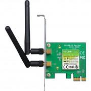 PLACA DE REDE SEM FIO PCIEXP 300MBPS TL-WN881ND - TP-LINK