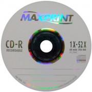 CD-R UNIDADE 50236-7 - MAXPRINT