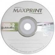 DVD-R 4.7GB 1X-52X 80MIN 700MB 50471-9 - MAXPRINT