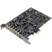 PLACA DE SOM PCI-E BLASTER AUDIGY RX 7.1 24BITS SB1550 - CREATIVE