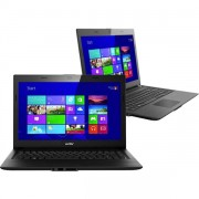 NOTEBOOK L40-30 CELERON N2815 4GB DDR3 500GB DVD-RW LEITOR WINDOWS 8.1 PRETO - LENOVO