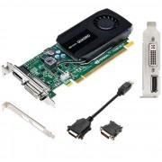 PLACA DE VÍDEO PCIEXP2.0 QUADRO NVIDIA K420 1GB DDR3 128-BITS VCQK420-PORPB - PNY