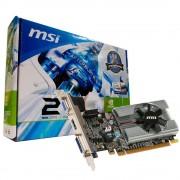 PLACA DE VÍDEO PCIEXP2.0 GEFORCE N210 1GB DDR3 64-BITS N210-MD1G/D3 - MSI
