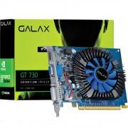 PLACA DE VÍDEO PCIEXP2.0 GEFORCE GT730 2GB DDR3 128-BITS 73GPF8HX3SNS - GALAX