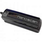 SCANNER PORTÁTIL USB 300DPI PRETO MS802 - NANOSCAN