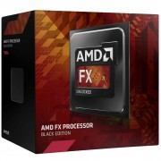 PROCESSADOR AM3+ FX 8320E BLACK EDITION 4.0GHZ MAX TURBO 8MB FD832EWMHKBOX - AMD