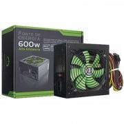 FONTE ATX 600W REAL MP600W - ONE POWER
