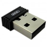 ADAPTADOR DE REDE SEM FIO NANO USB 150MBPS TW15UN - TDA