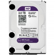 HD 3TB SATA III 64MB CACHE WD30PURX PURPLE - WESTERN DIGITAL