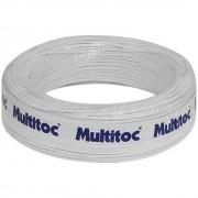 CABO DE ALARME CA 50 X 40 4 VIAS MUCA0811 100 METROS BRANCO - MULTITOC