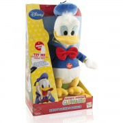 URSO DE PELÚCIA HAPPY SOUNDS DONALD BR223 - MULTILASER
