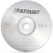 CD-R 52X CD051 - MULTILASER