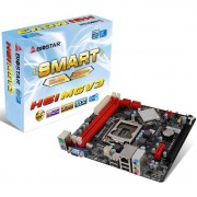 PLACA MÃE 1155 H61-MGV3 DDR3 1600 5.1 SATA II (S/V/R) - BIOSTAR