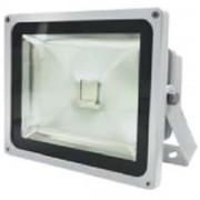 REFLETOR LED 30W 5500-6000K 2300LM 110/220V 140º IP65 CINZA TF-30W01 - TDA