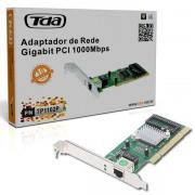 PLACA DE REDE 10/100/1000 MBPS PCI TP1102P - TDA
