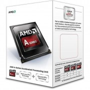 PROCESSADOR FM2 A4 6300 DUAL CORE 1MB 3.7GHZ (MAX TURBO 3.9GHZ ) AD6300OKHLBOX - AMD