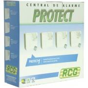 CENTRAL DE ALARME COM 1 SETOR MISTO PROTECT 1 060001 BRANCO - RCG