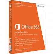 OFFICE 365 HOME PREMIUM PARA 5 PC OU MAC - MICROSOFT