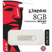 PEN DRIVE 8GB DATA TRAVELER SE9 G2 USB3.0 DTSE9G2/8GB - KINGSTON