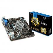PLACA MÃE COM PROCESSADOR J1800I DDR3 HDMI (S/V/R) - MSI