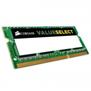 MEMÓRIA PARA NOTEBOOK 4GB DDR3 1600MHZ VALUE SELECT CMSO4GX3M1C1600C11 - CORSAIR