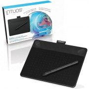 MESA DIGITALIZADORA GRÁFICA USB INTUOS PEN AND TOUCH ART PEQUENA CTH490AK - WACOM