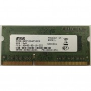 MEMÓRIA PARA NOTEBOOK 2GB DDR3 10600MHZ PC3-10600S-09-10-ZZZ - SMART