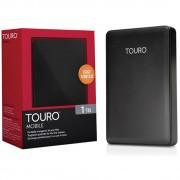 HD EXTERNO 1TB USB 3.0 PORTÁTIL HGST PRETO 0S03804 TOURO - HITACHI